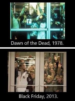 Dawn of the Dead Black Friday