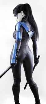 Cosplayer Linda Le As Nightwing