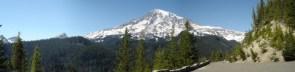 Mount Rainier panorama