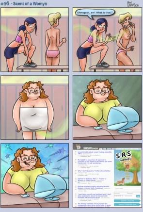 fat women on the internet