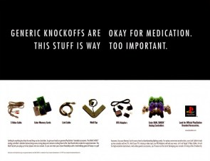 generic knockoffs are okay for medication – gaming advertisement