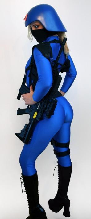 sexy cobra cosplay