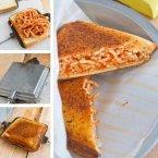 spagetti sandwich