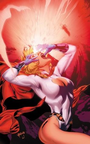 worlds finest 18 powergirl