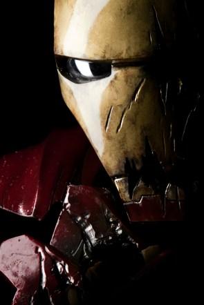 Battle Damaged Iron Man 2