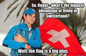 Biggest advantage of living in switzerland