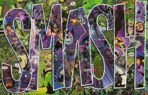 Comic Book SMASH