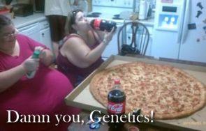 Damn you genetics