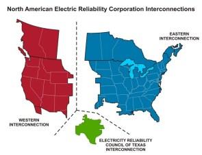 american power grid
