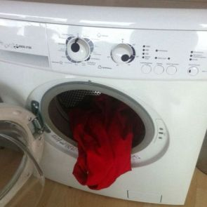 Googly Washer
