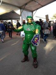 Iron Link Cosplay