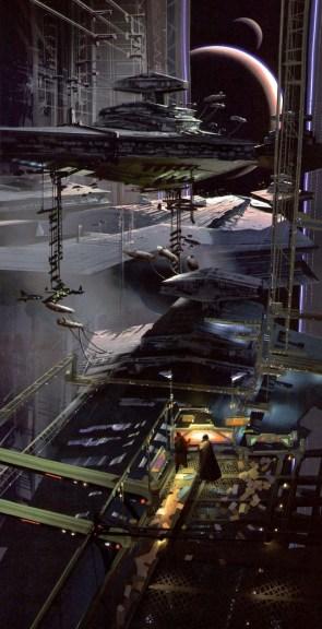 Star Destroyer Ship yars