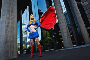 Supergirl – Cape flow