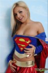 Supergirl is naughty