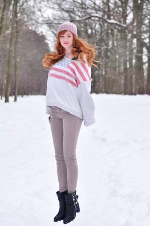 american redhead