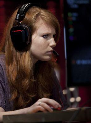 gamer ginger
