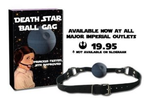 death star ball gag