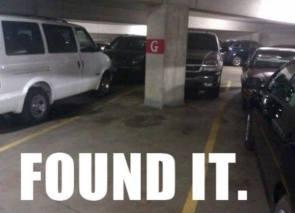 found it