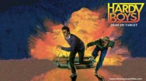 hardy boys – dead on target