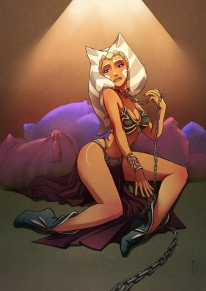 pleasure slave ahsoka by basedesire