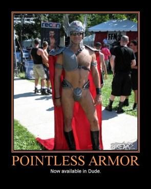 god armor