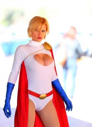 powergirl cosplay