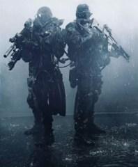 rain soldiers