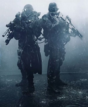 rain soldiers