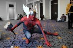 spider-thor cosplay