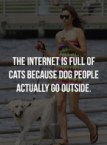 cat and dog people