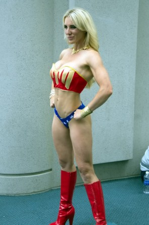 wonder woman swim suit