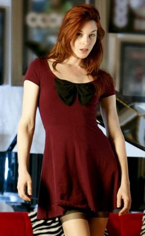 reddress redhead