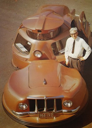 1958 W.C. Jerome's Safety Car, Sir Vival featured at the 1958 Worlds Fair