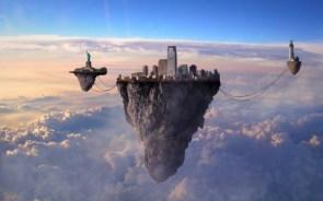 Floating City by Take0ne
