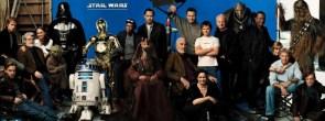 Star Wars Centerfold