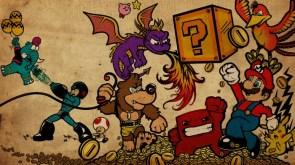 Video Game Hero Wallpaper