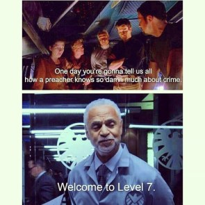 Welcome to Level 7