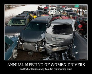 annual meeeting of women drivers