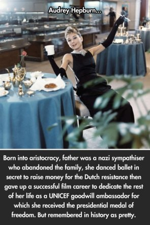 audry hepburn mythology