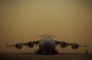 foggy transport jet