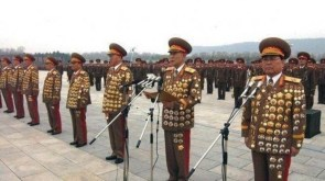 north korean super soldiers