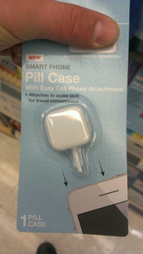 pill case for your phone