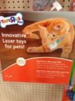 Innovative Lazer toys for pets