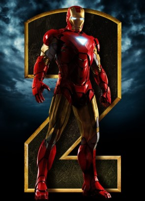 Iron Man 2 – Red and Yellow