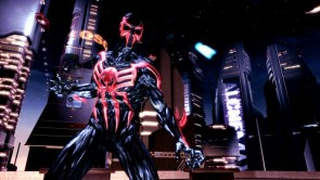 Spider-Man 2099 Cityscape