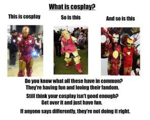 what is cosplay