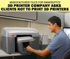 3d printer company asks clients not to print 3d printers