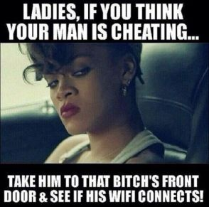 Cheatin WiFi