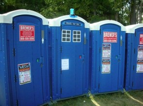Doctor Who Potty