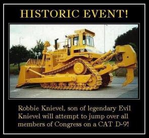 Historic Event – Congressional Jump